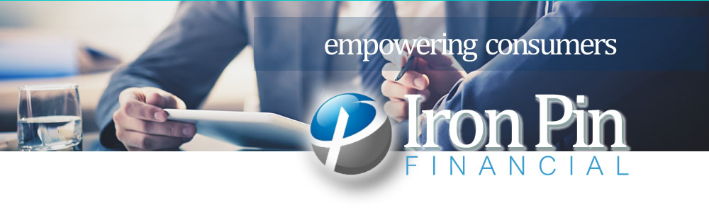 Iron Pin Financial empowering consumers